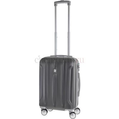 Чемодан малый IT Luggage 16217508 S dark grey