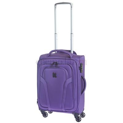 Чемодан малый IT Luggage 120942E04-S purple Megalite purple