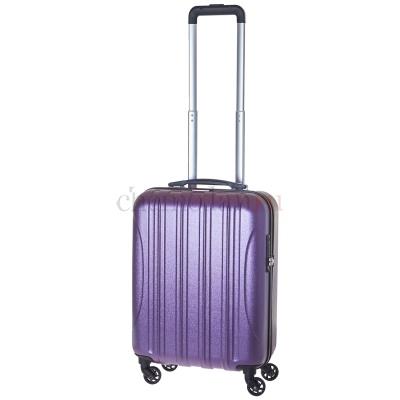 Чемодан на колесах малый 4 Roads K-002-S фиолетовый Lotos фиолетовый