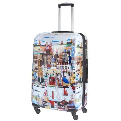 Чемодан большой Best Bags 13859977