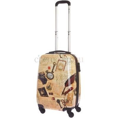 Чемодан малый Best Bags 15550655