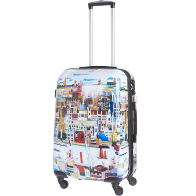 Чемодан средний Best Bags 13859967
