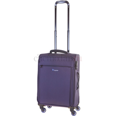 Чемодан малый IT Luggage 12227704 S синий фото