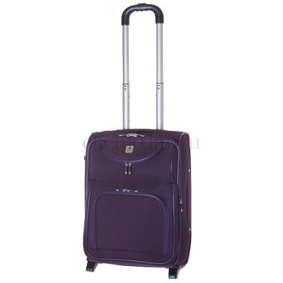 Чемодан на колесах малый 4 Roads 02WGI-6-S фиолетовый фото