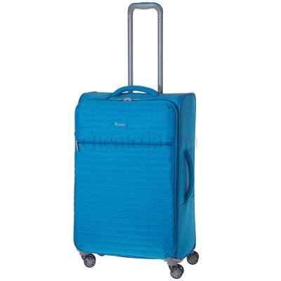 Чемодан средний IT Luggage 122148 M light blue