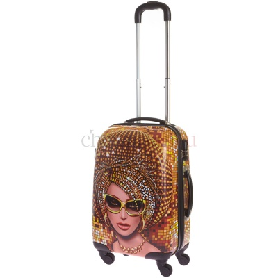 Чемодан малый Best Bags 13010651