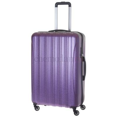 Чемодан на колесах большой 4 Roads K-002-L фиолетовый Lotos фиолетовый