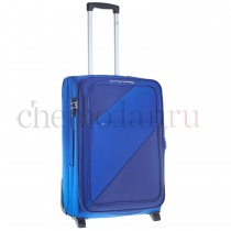 Чемодан средний Travel Case TC 355(24) синий